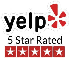 top real estate agent on yelp 5 stars